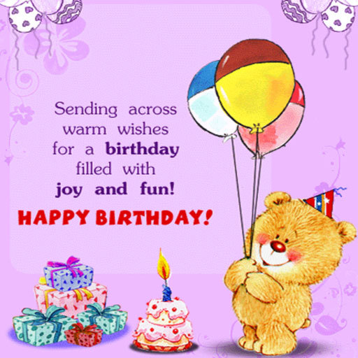 bday wishes card ; Card-HappyBDay_WarmWishes1