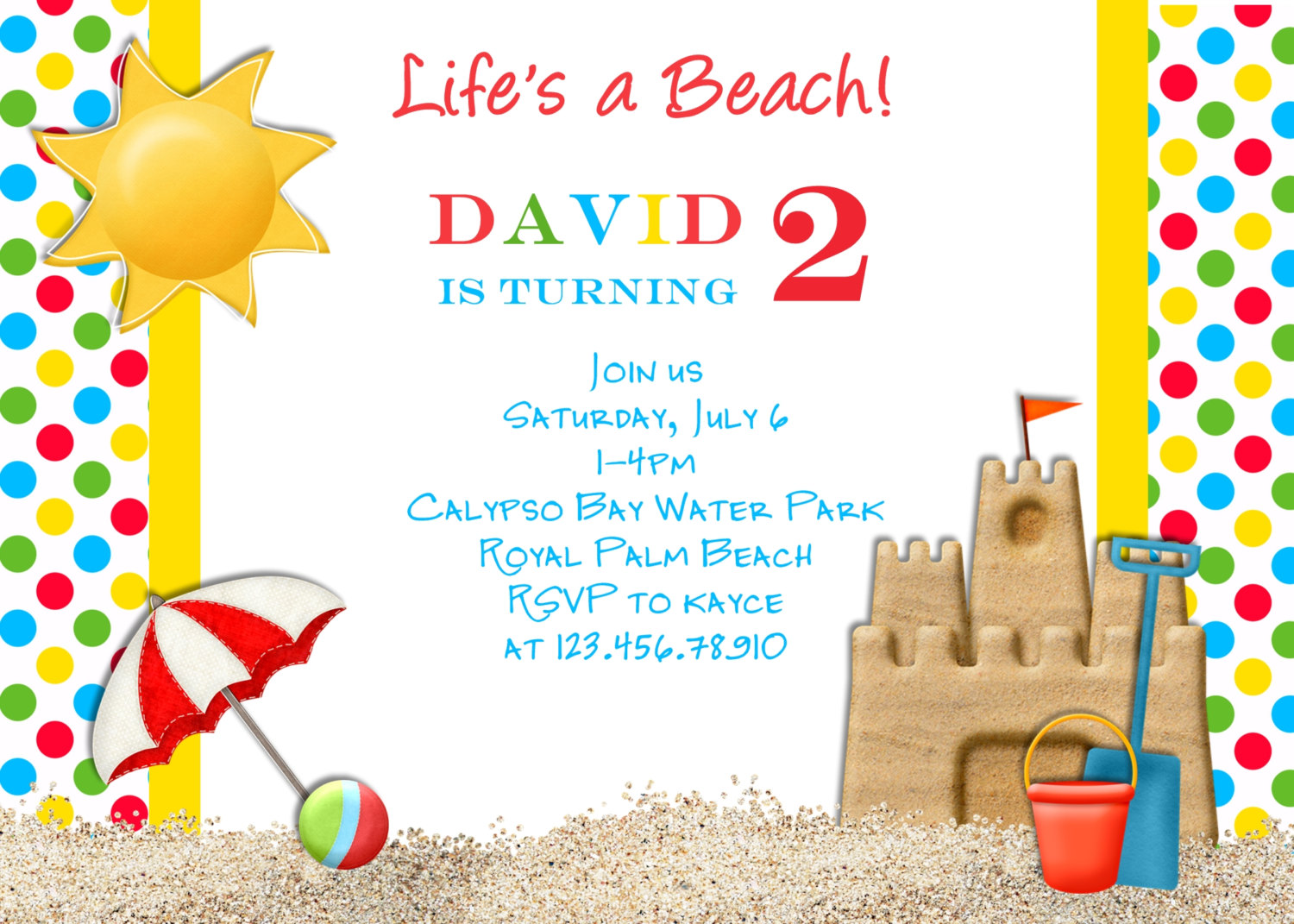 beach theme birthday invitation wording ; outstanding-indoor-beach-party-invitation-for-inspirational-article