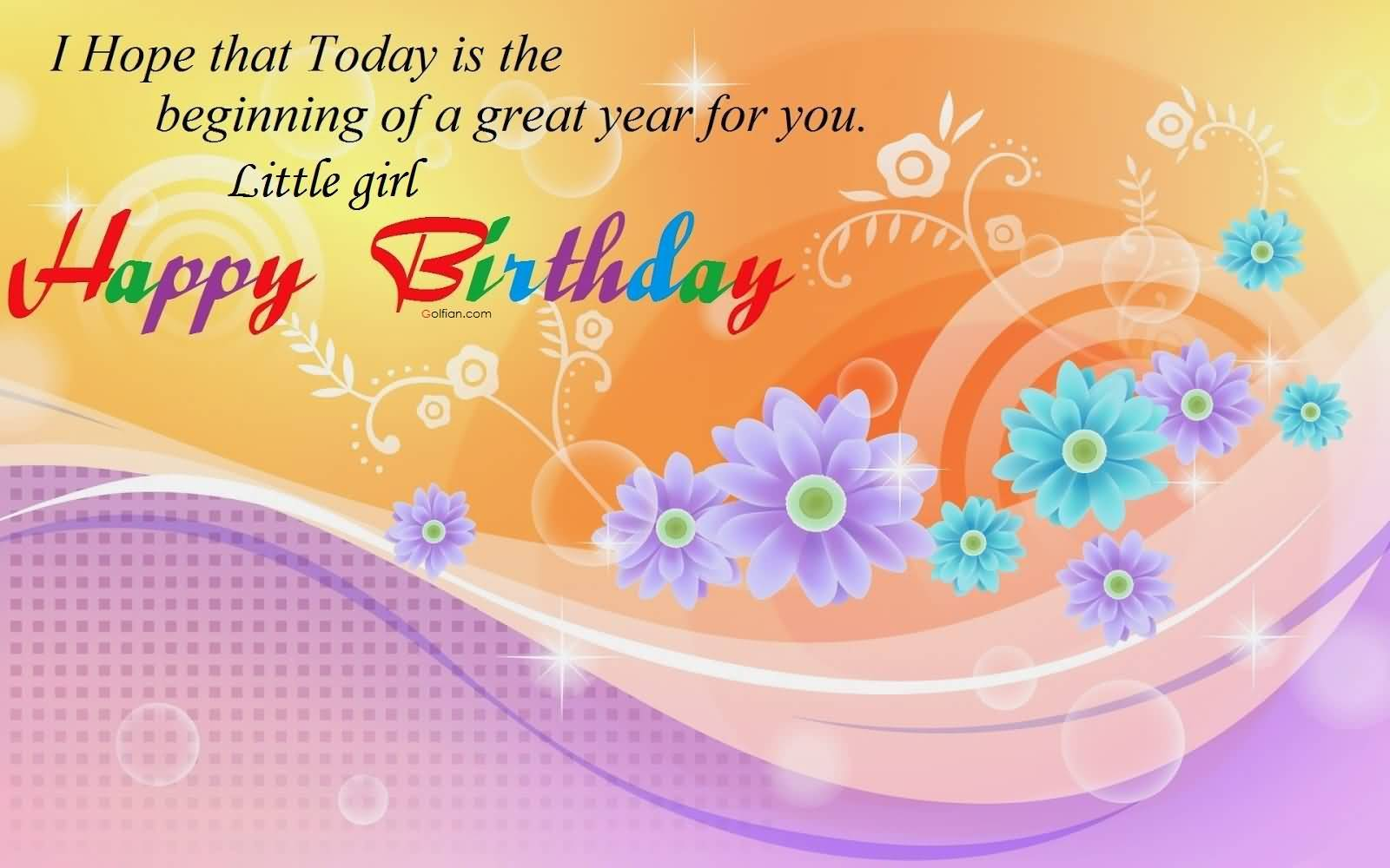 beautiful birthday picture messages ; Lovely-Greetings-Birthday-Wishes-For-Little-Girl
