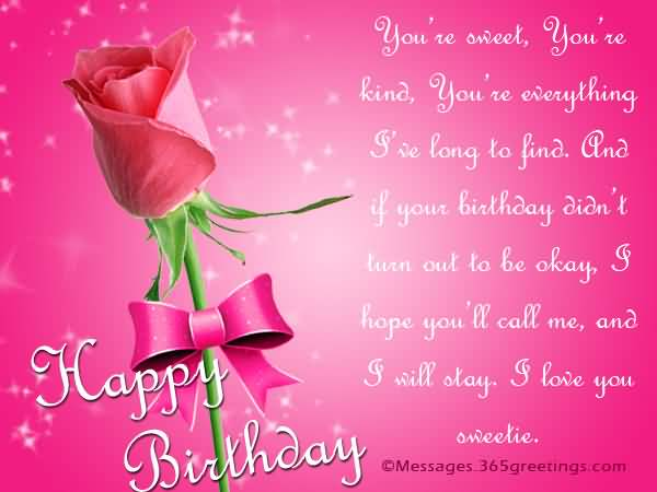 beautiful birthday picture messages ; beautiful-rose-birthday-message-for-someone-special-greetings