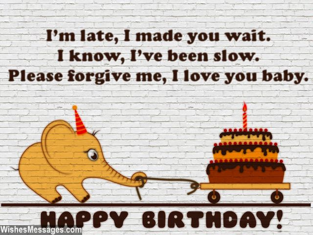 belated birthday greeting card messages ; Sweetest-belated-birthday-quote-for-cute-greeting-card