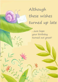 belated birthday greeting card messages ; nice-belated-birthday-card-printable