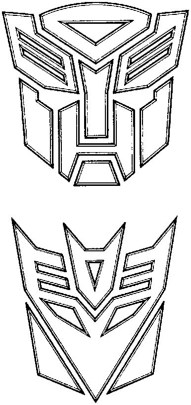 best birthday activities ; 9585ff14a6274563d744c2dbad0d69e4--transformers-birthday-parties-logo-of