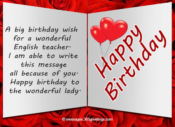 best birthday wishes to write in a card ; birthday-wishes-for-teacher-13