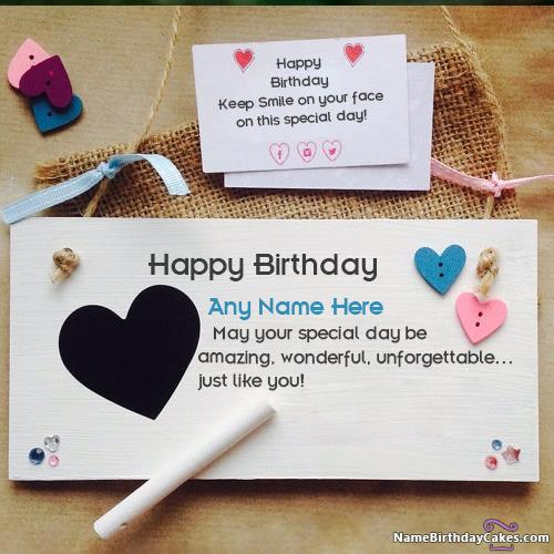 best birthday wishes to write in a card ; handmade-happy-birthday-cards-message-with-name-acee
