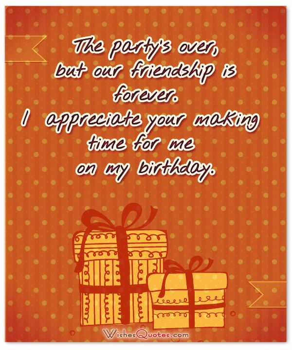 best thanks message for birthday wishes ; how-to-thank-someone-for-inviting-you-to-a-party-best-25-thank-you-wishes-ideas-on-pinterest-thank-you-note-ideas