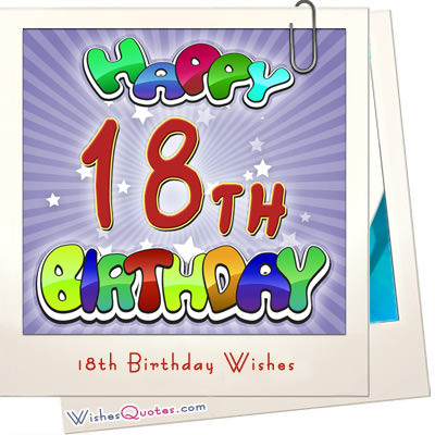 best wishes message for 18th birthday ; 18th-Birthday