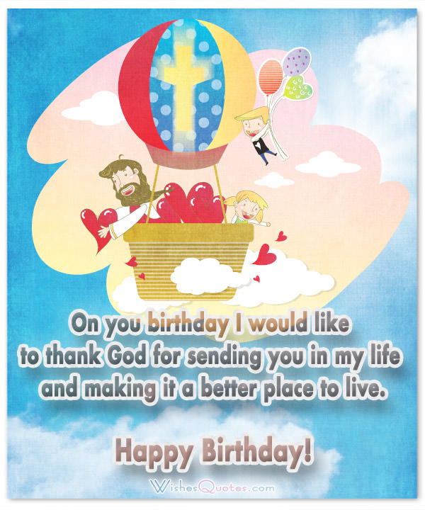 biblical thank you message for birthday greetings ; thank-God-for-sending-you