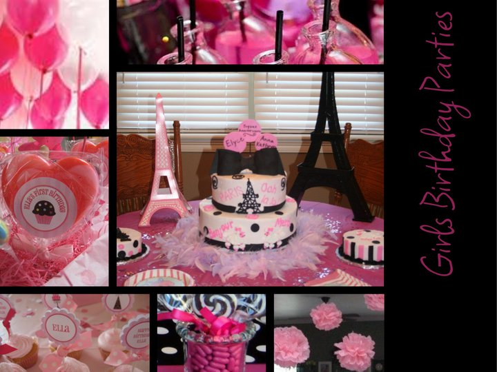 birthday activities for girls ; 1e65b0bede1db3182c6e85d31c40e432