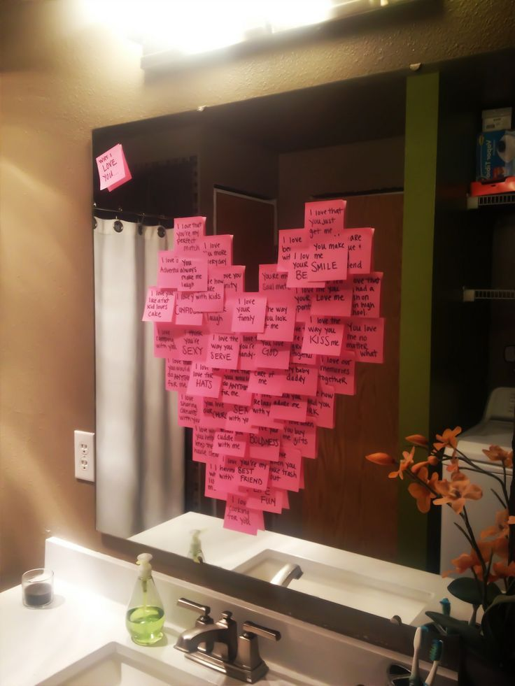 birthday activities for her ; 363a375475bbb68184f50b33064340f4--sticky-notes-husband-love