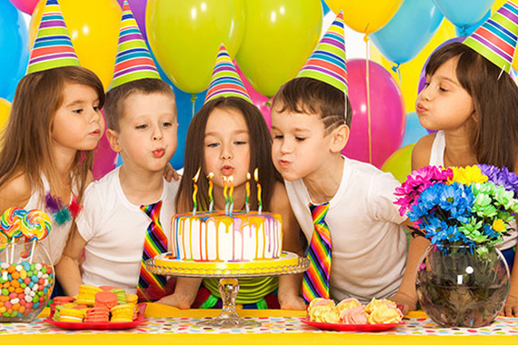 birthday activities for kids at home ; birthday-party