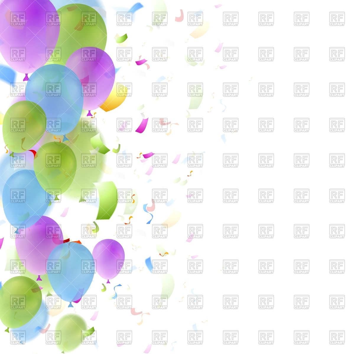 birthday background clipart ; balloons-and-confetti-birthday-background-Download-Royalty-free-Vector-File-EPS-191956