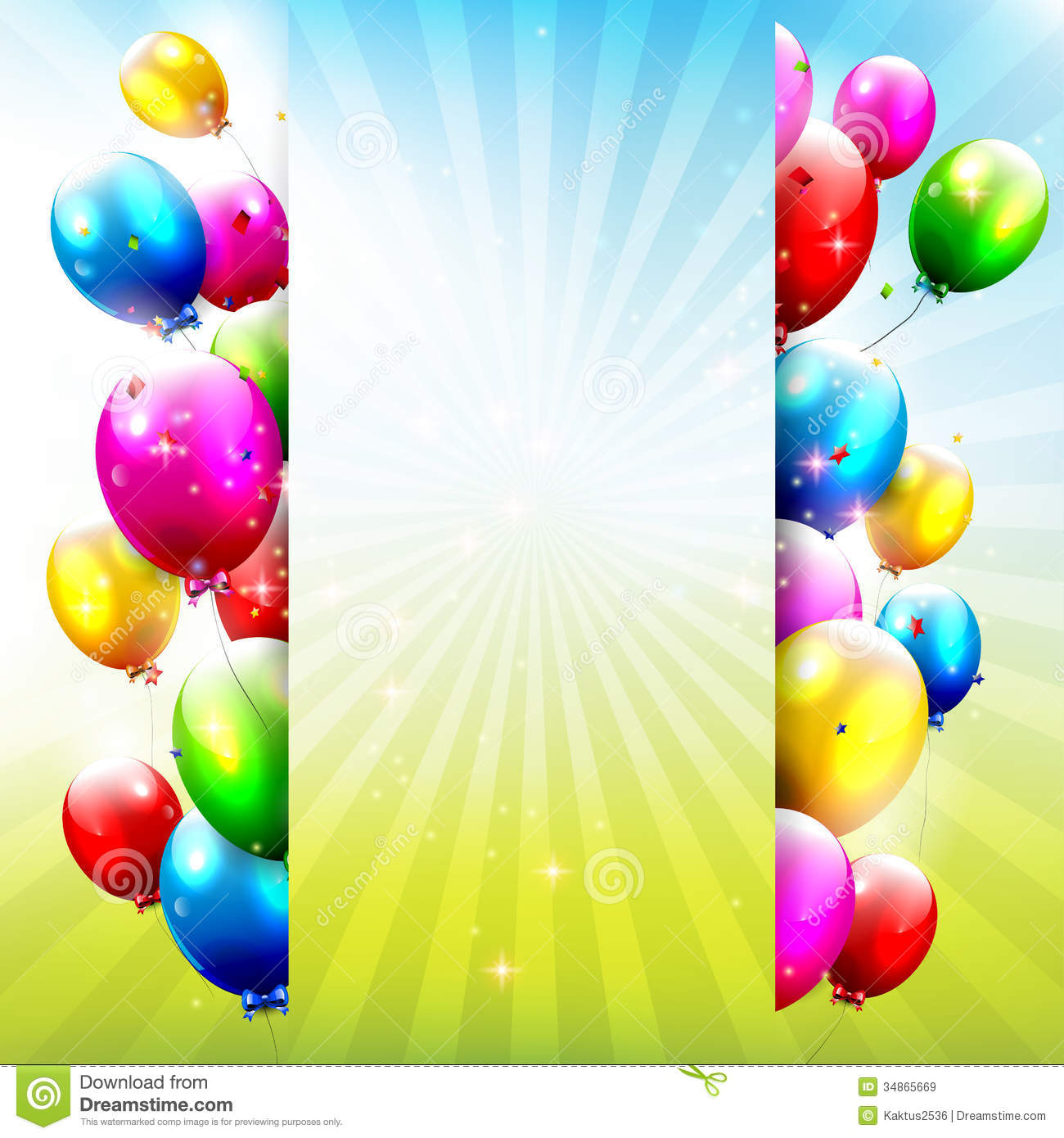 birthday background hd wallpapers ; birthday-balloons-background-colorful-place-text-34865669