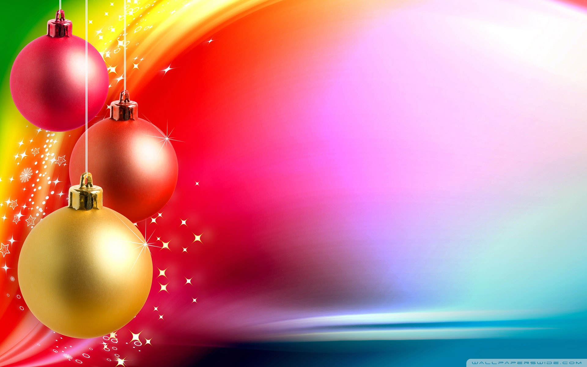 birthday background wallpaper ; colorful_christmas_background-wallpaper-1920x1200