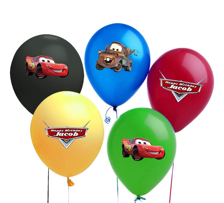 birthday balloon stickers ; ef5c347a71f6a1f6f9ba7e9a1a075d7e--cars-birthday-parties-car-birthday