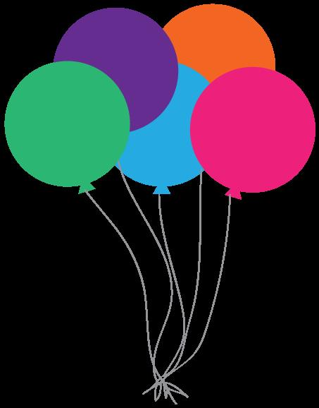 birthday balloons clipart ; free-happy-birthday-clipart-and-graphics-to-for-invitations