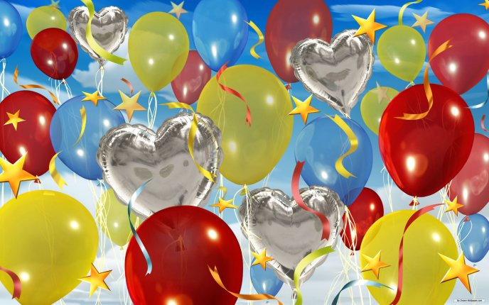 birthday balloons wallpaper ; 3744_Happy-Birthday-to-all-balloons-in-the-air-HD-wallpaper
