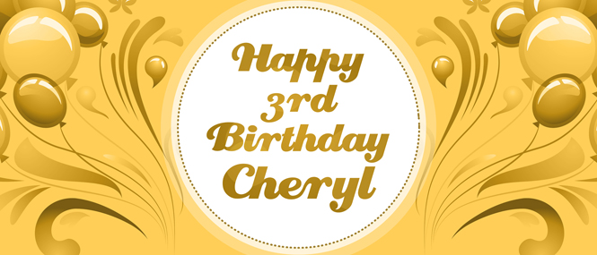 birthday banner design templates ; Birthday_Cheryl98X42_2