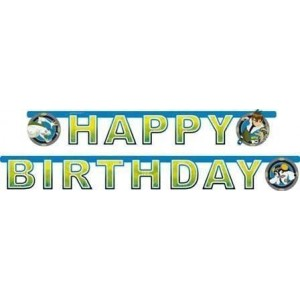 birthday banners and signs ; 551548_ben_10_birthday_banner