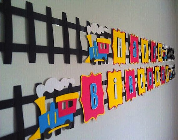 birthday banners and signs ; celebrate-with-a-banner-creative-birthday-signs-for-family-parties-22