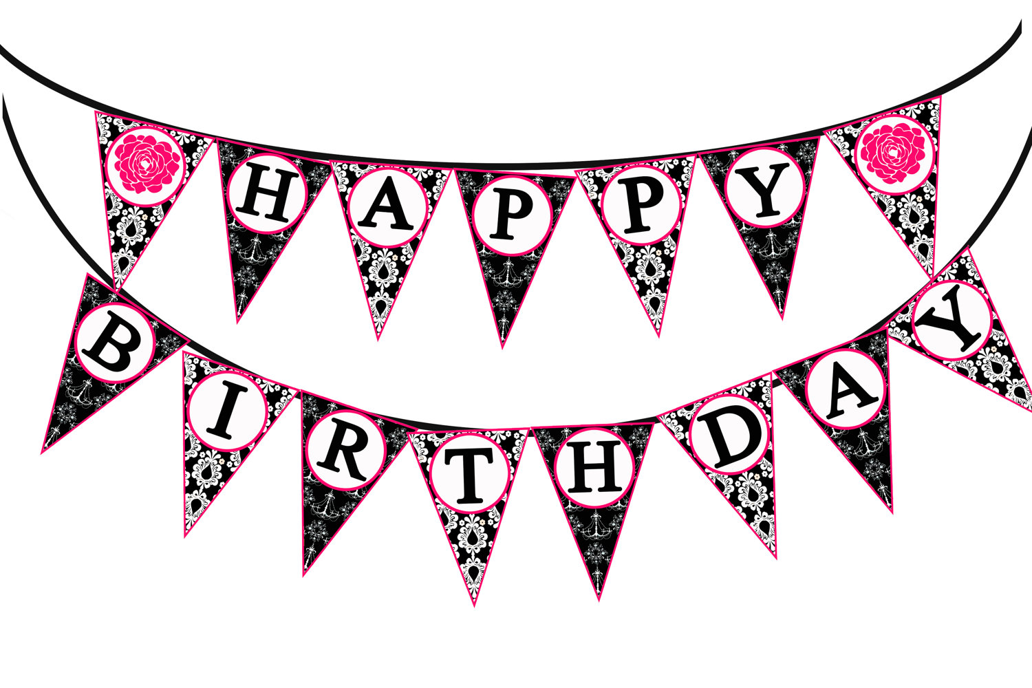 birthday banners and signs ; happy-birthday-signs-clip-art-5
