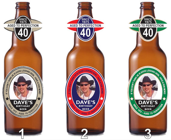 birthday beer labels ; il_570xN