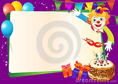 birthday border design ; 28682242