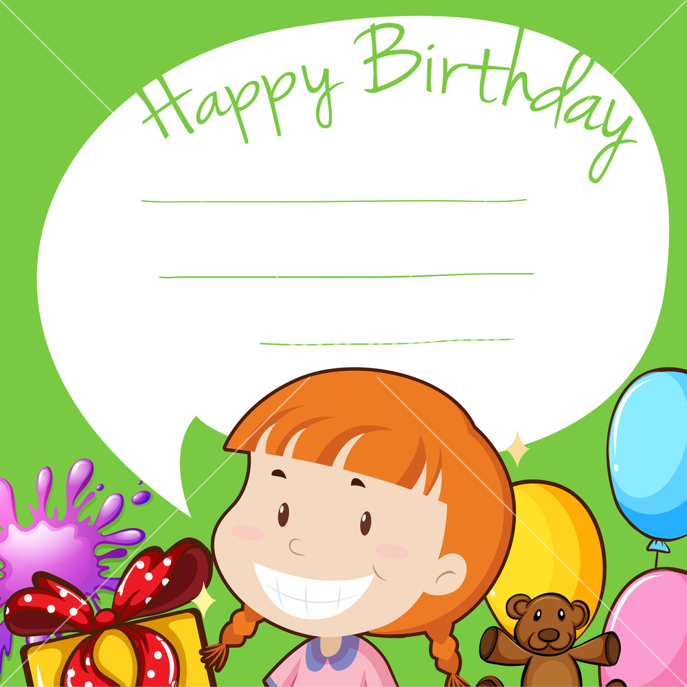 birthday border design ; graphicstock-border-design-with-girl-on-birthday-illustration_rdgdA-xl3x_SB_PM