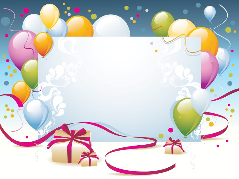 birthday borders and backgrounds ; birthday-borders-and-backgrounds-happy-birthday-present-powerpoint-templates-border-frames-plant-clipart