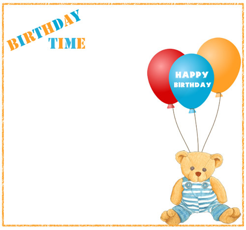 birthday borders and frames ; AcbjMd6xi