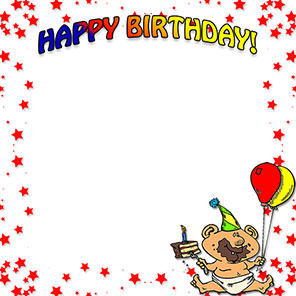 birthday borders and frames ; Free-birthday-borders-happy-border-clip-art