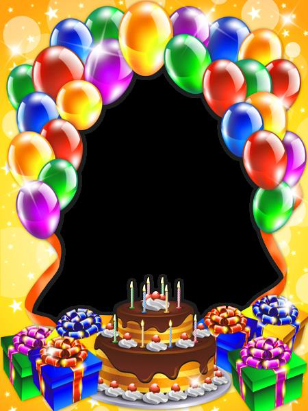 birthday borders and frames ; b051edb272d9caec78280c56bad8c6d3