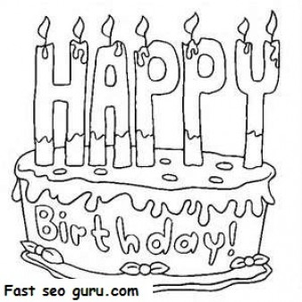 birthday cake coloring ; printable-happy-birthday-cake-coloring-pages_1042311940