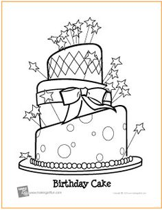 birthday cake coloring book ; b583d3102e71bdcafae1aee6ad4865cc--free-printable-coloring-pages-free-coloring-pages