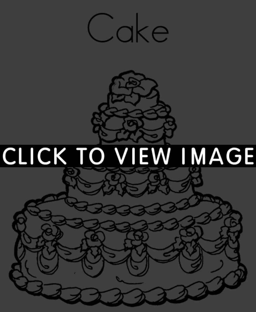 birthday cake coloring page ; delicious-birthday-cake-coloring-page