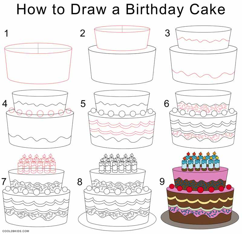 birthday cake drawing images ; How-to-Draw-a-Birthday-Cake-Step-by-Step