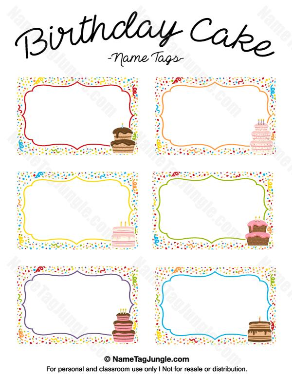 birthday cake labels ; 0db52006a5102ea579369403a7acdf0d