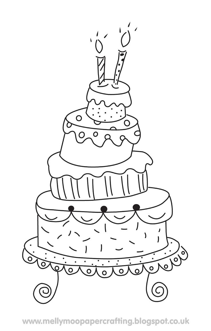 birthday cake pencil drawing ; pencil-art-birthday-cake-photo-drawn-wedding-cake-pencil-drawing-pencil-and-in-color-drawn