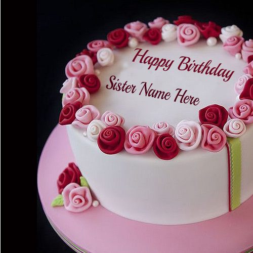 birthday cake pic with name and photo ; 55beabc6b4a6878363ee0a143c819a56