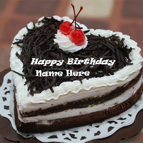 birthday cake pic with name and photo ; heart-shaped-chocolate-birthday-cake-with-name-edit1468940250
