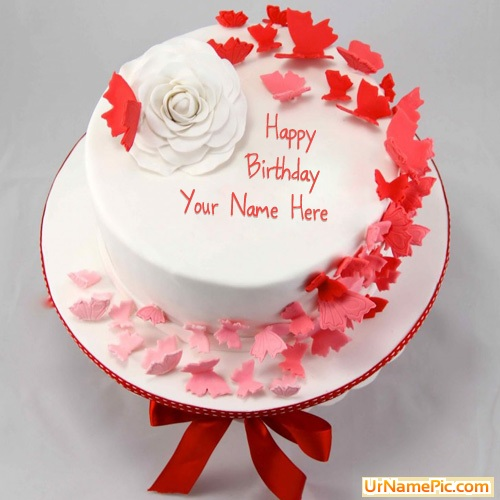 birthday cake pic with name and photo ; itm_butterflies-birthday-cake_name_pix_2014-07-18_11-32-16_1