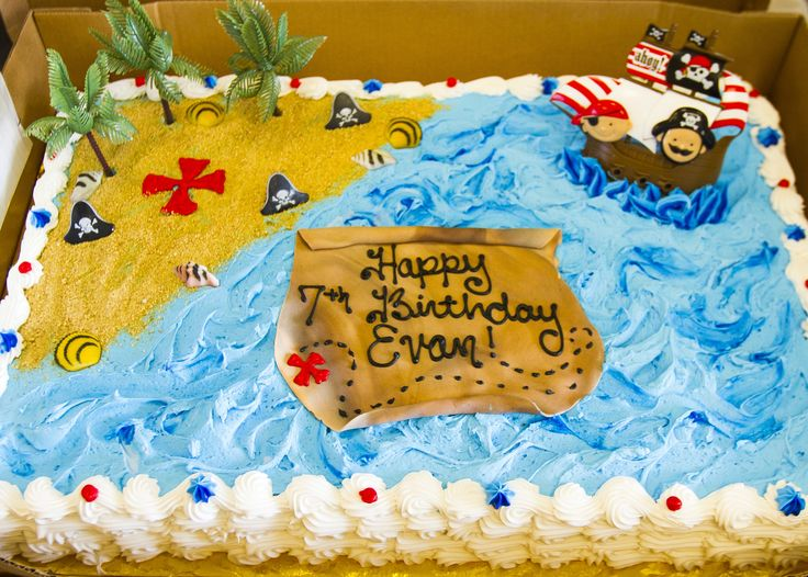 birthday cake sheet cake ; defa141fbc93d515b522680dc4b8c2d5--pirate-sheet-cake-sheet-cakes
