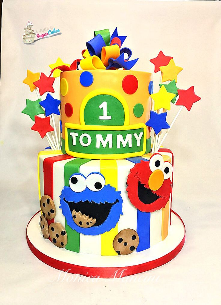 birthday cake stickers for facebook ; e5066bcfc35e2ec309cd5bff834e9449--sesame-street-cake-elmo-cake