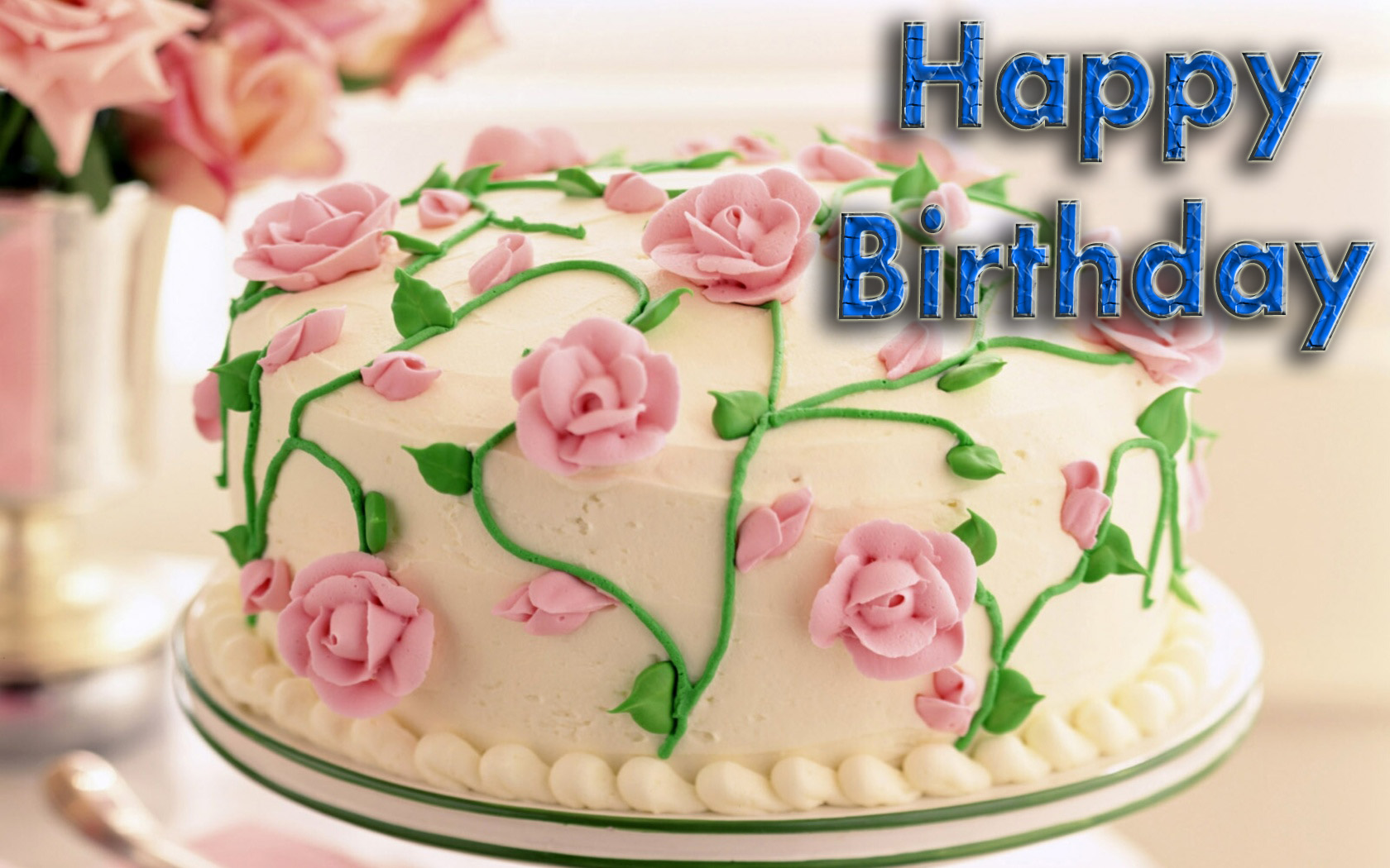 birthday cake wallpaper hd ; 36386692-happy-birthday-cake-wallpaper