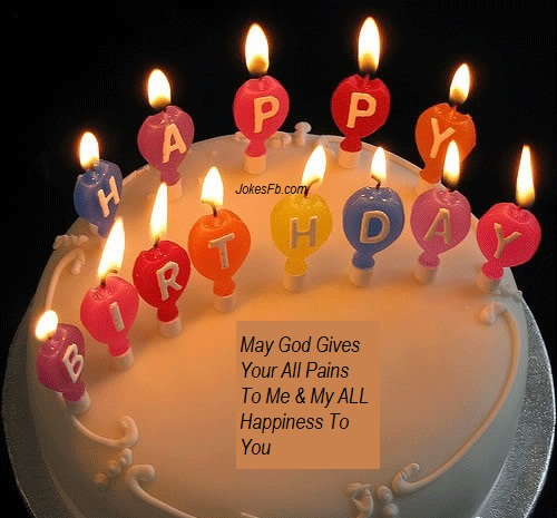 birthday cake with message picture ; Birthday-Cake-With-Emotional-Messages