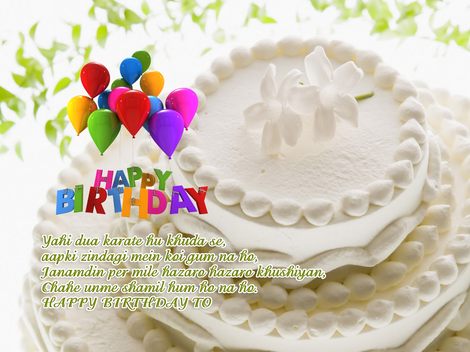 birthday cake with message picture ; Happy-birthday-cake-with-best-wishes-message