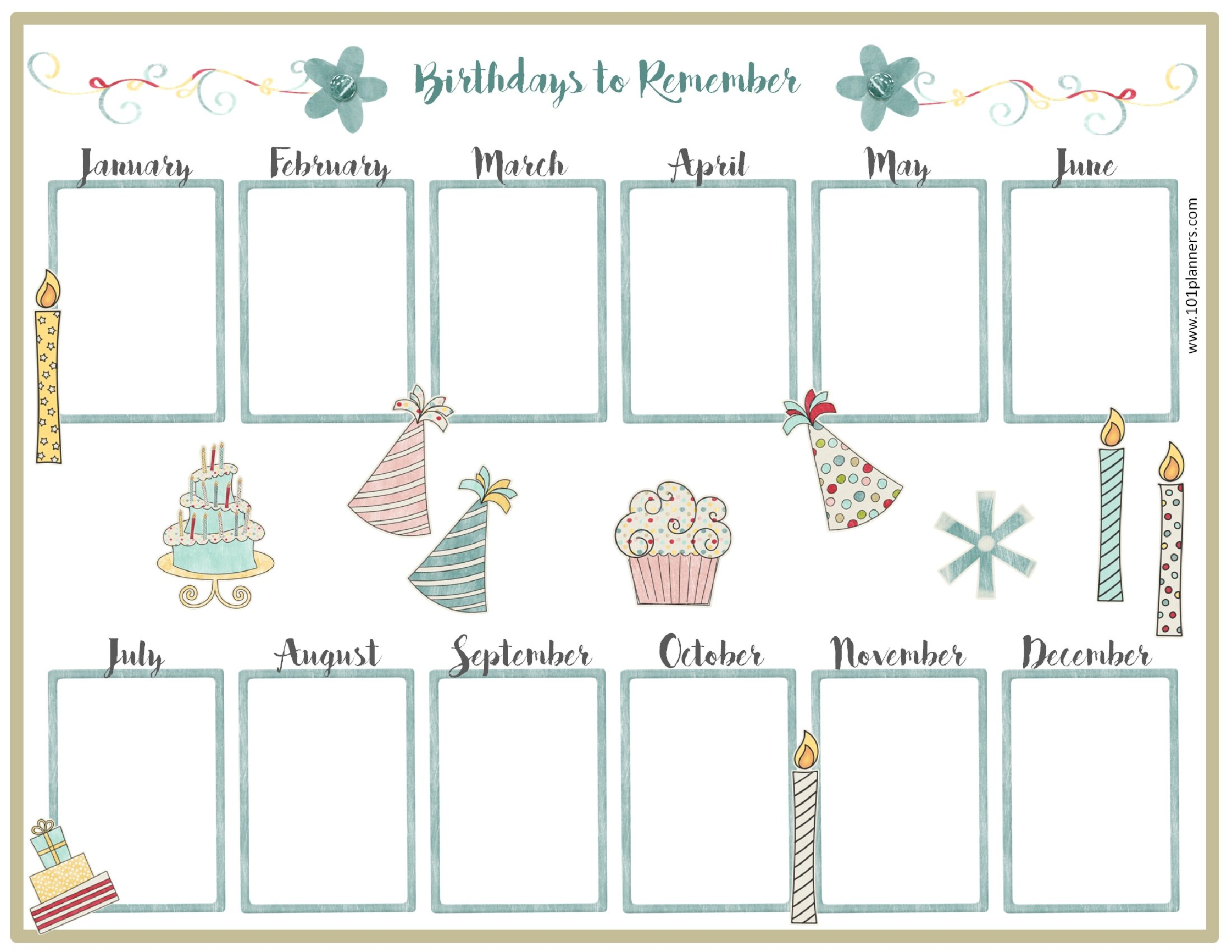 birthday calendar design templates ; monthly-birthday-calendar-template-birthday-calendar-template-6-Frgthu