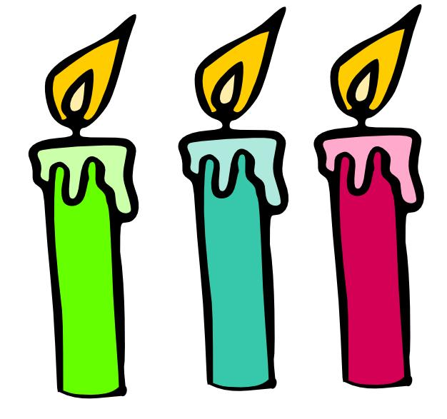 birthday candle clipart ; Birthday-candle-clipart-4-of-birthday-candles-clip-art-image