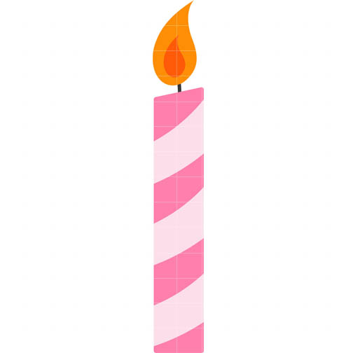 birthday candle clipart ; Staggering-Birthday-Candle-Clipart-19-About-Remodel-History-Clipart-with-Birthday-Candle-Clipart
