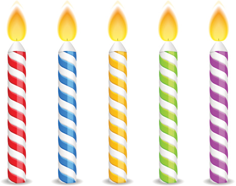 birthday candle clipart ; birthday-candle-clipart-8